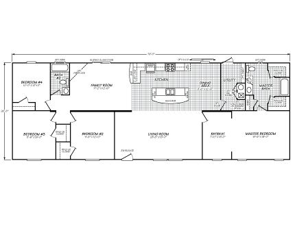 Fleetwood mobile home floor plans and prices clayton for Home design xtreme