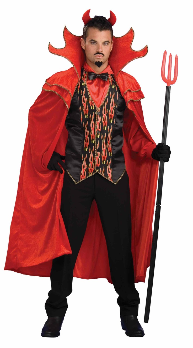 Devil Costume Idea Boys  Halloween  Devil Halloween -6480