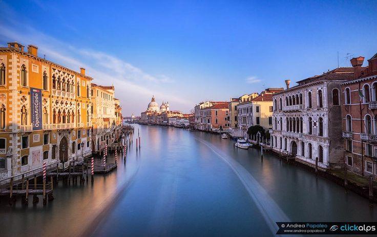 Canal Grande - VeniceItaly