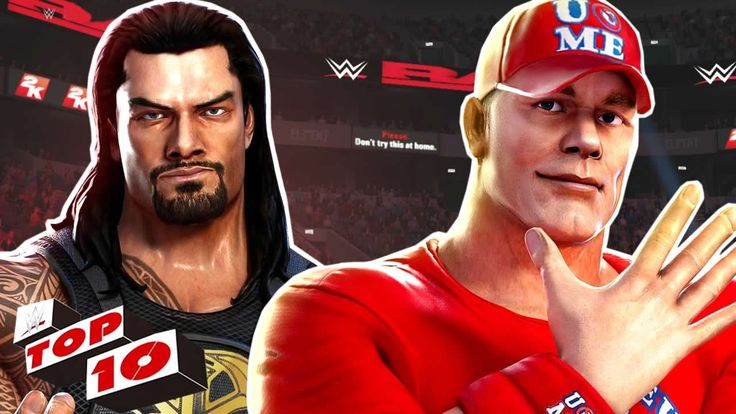 WWE Games - Top 10 WWE Gameplay Trailers Ever   WWE All Stars, Champions...