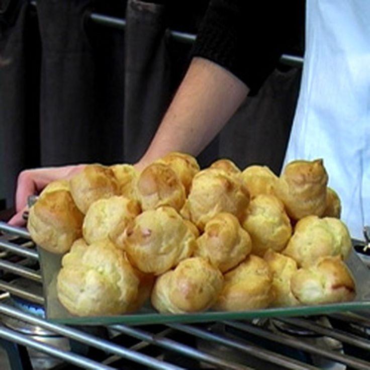 Pâte à choux facile testée