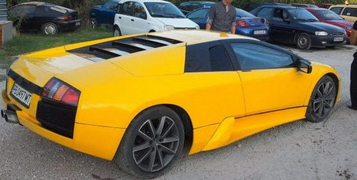 Toyota MR2 (1992) -> Lamborghini Murcielago, Bulgaria, price at moment $ 20 000