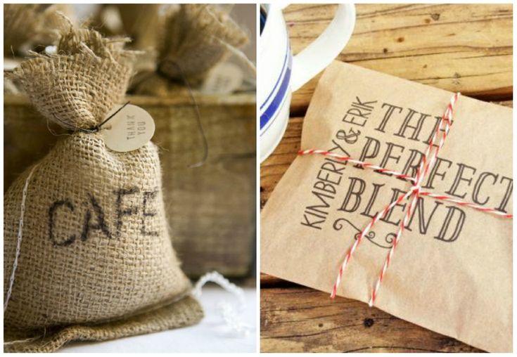 idee bomboniere caffè