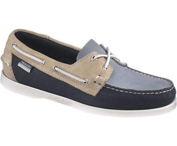 Sebago Spinnaker Leather