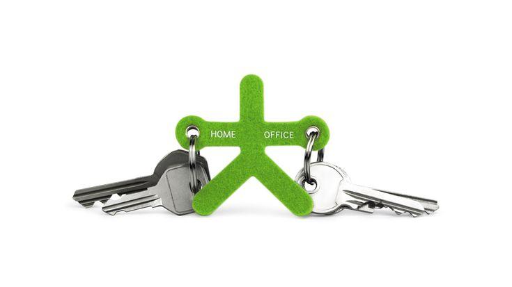 Greenboy Keychain Kibardin