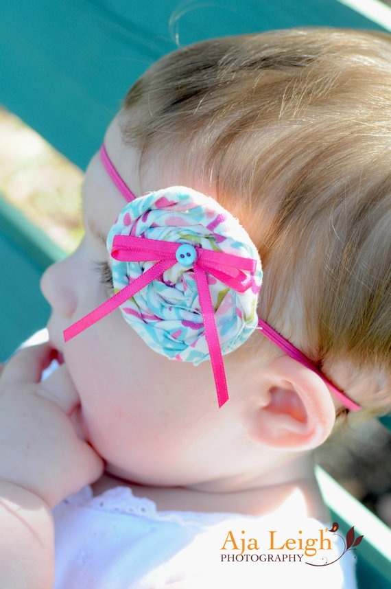 SUPER cute headband! | bows