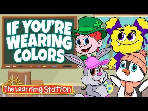 Boom Chicka Boom Easter Songs for Kids Best Kids Songs The Learning Station - YouTube
