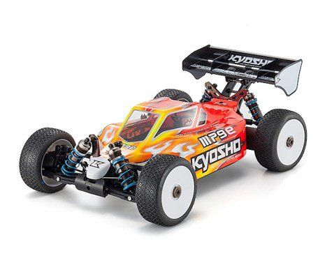 Kyosho Inferno MP9e TKI4 1/8 Electric 4WD Off-Road Buggy Kit