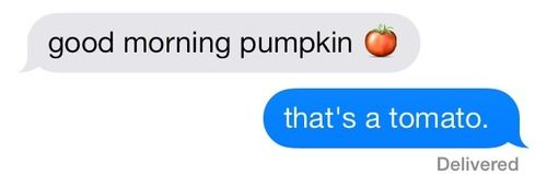 Me trying to flirt