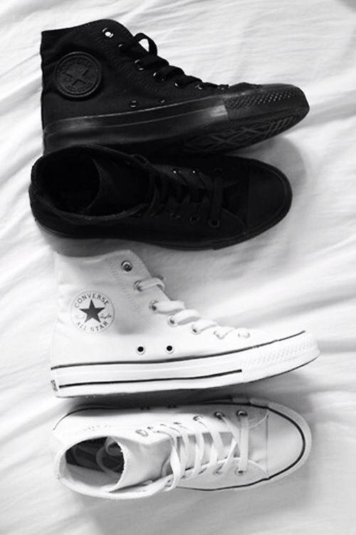Converse | Minimal + Chic | @codeplusform