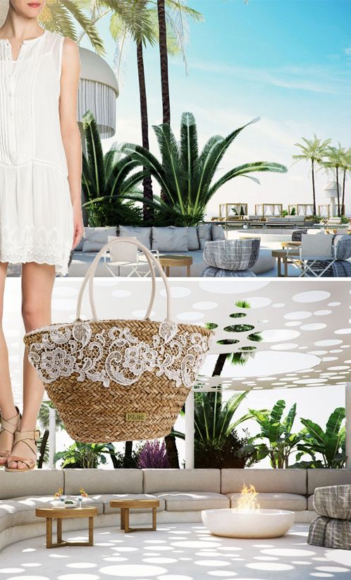 Una de las mejores terrazas españolas para las noches de verano Destiny Pacha Resort en Ibiza
