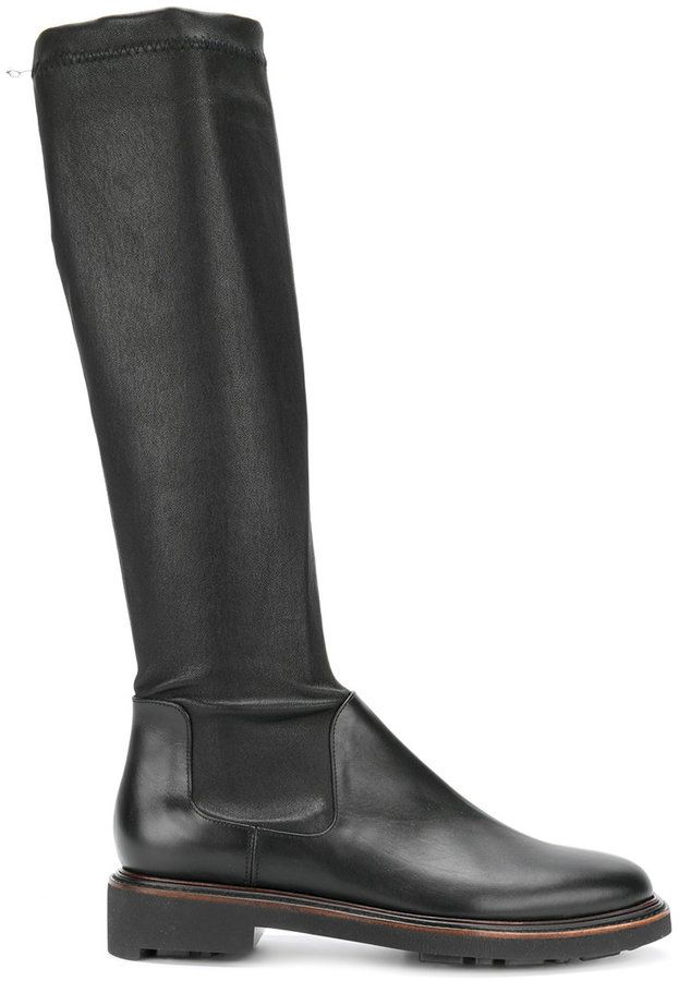 Robert Clergerie long stretch boots