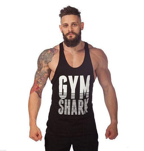 Gyúrós edző trikó férfi feliratos fekete fehér. Edzéshez,fitneszhez, testépítéshez! Már 2 db-tól INGYENES szállítás! Többféle színben és méretben! Gyere és.