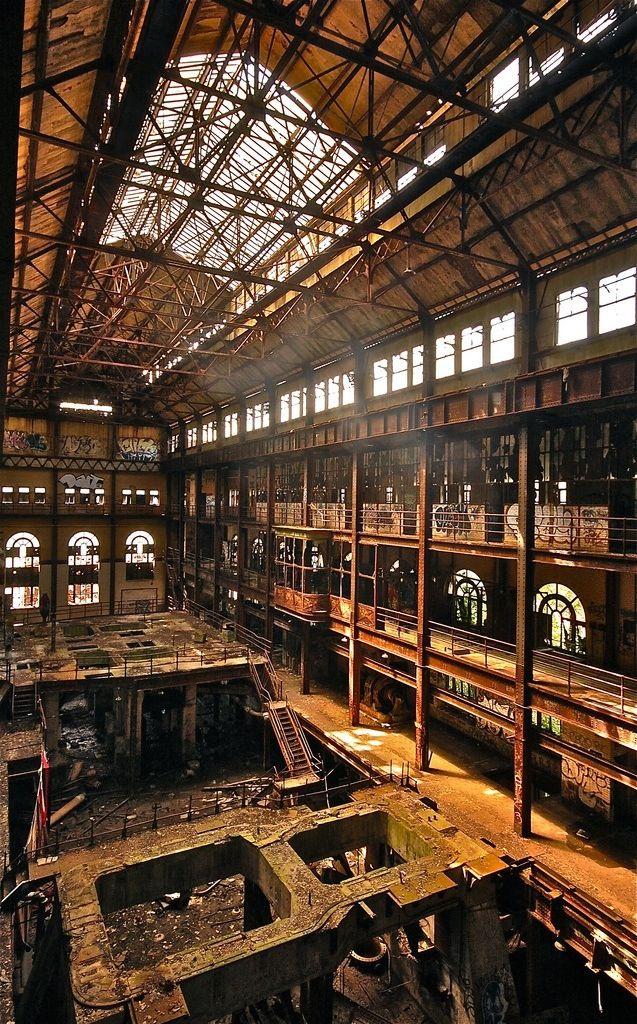 17 Best ideas about Abandoned Warehouse on Pinterest ...  17 Best ideas a...