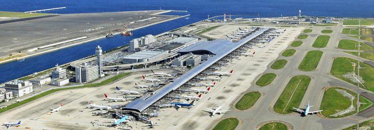 Kansai International Airport, Japan (Photo: New Kansai International Airport Co., Ltd.)