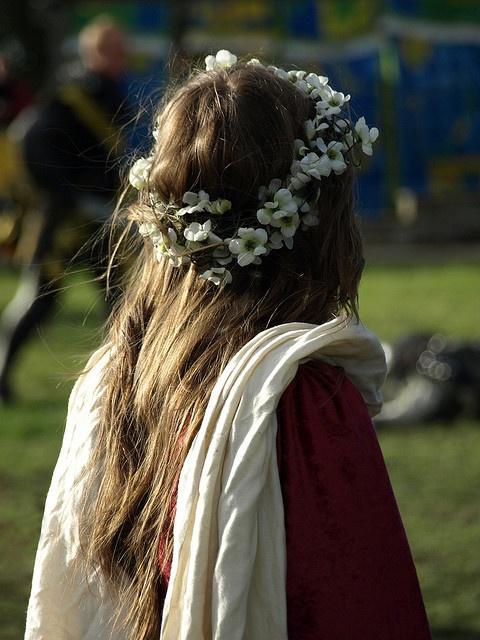 Maid Marian by DaveKav, via Flickr