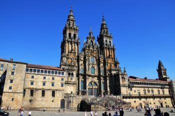 wspomnienia z wycieczki do Santiago de Compostela
