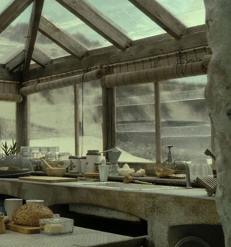shell cottage harry potter interior - Google Search