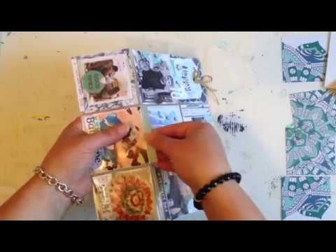Process Video - Pocket Page with Connie