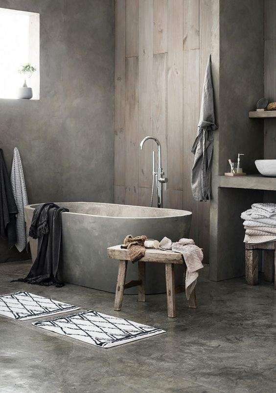 99 besten Badewannen und Badezimmer Bilder auf Pinterest - freistehende badewanne einrichten modern