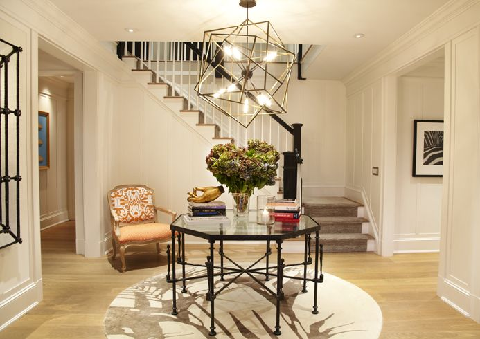 Foyer Lighting Rules : Paul davis interior design via la dolce vita looooove the