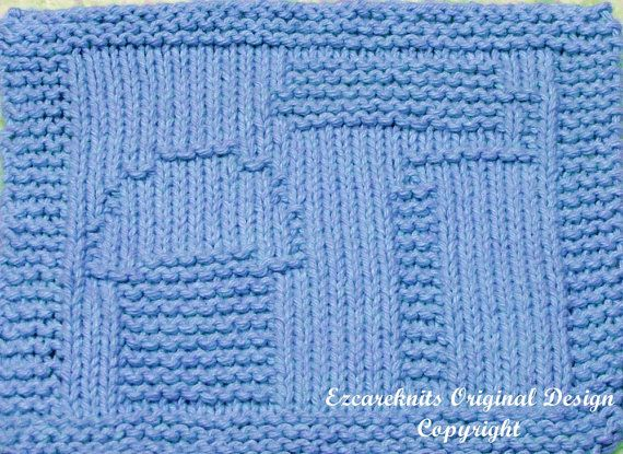1144 best images about Wash clothes on Pinterest Free pattern, Knit pattern...
