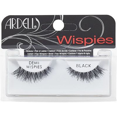 Ardell Cluster Wispies Demi Wispies ($3.99): There are thousands of false lash styles out there.. How can you ensure that you're picking the right one? For anyone starting off Demi Wispies are a great choice because they look great on everyone. Wispy, romantic yet still dramatic and bold, every client will love the way these lashes look.