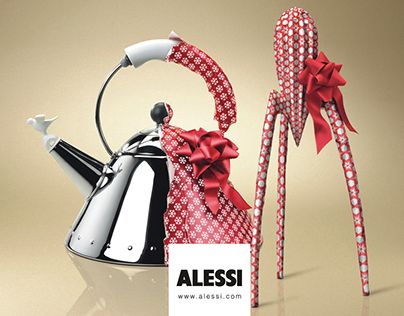 "Check out new work on my @Behance portfolio: ""ALESSI - CHRISTMAS"" http://be.net/gallery/40297881/ALESSI-CHRISTMAS"