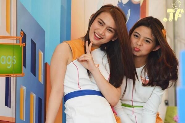 Melody and Jeje