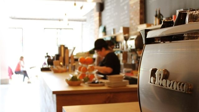 Le Hoche Café à HoMa