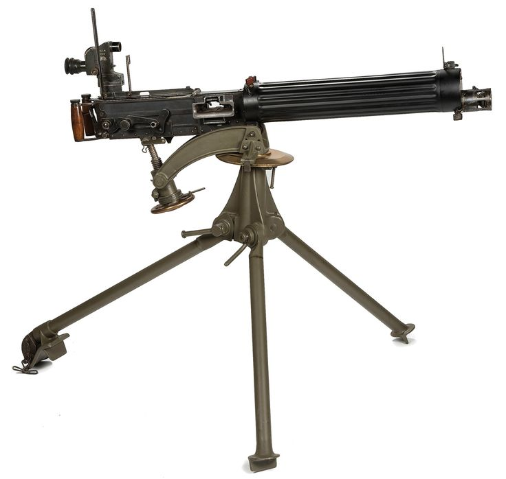 Photo Gallery of 20 of the baddest, most-collectible military guns you'll ever wish to see!