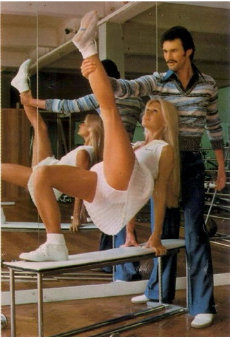 17 Images About 70 S Gym On Pinterest The 70s Peter