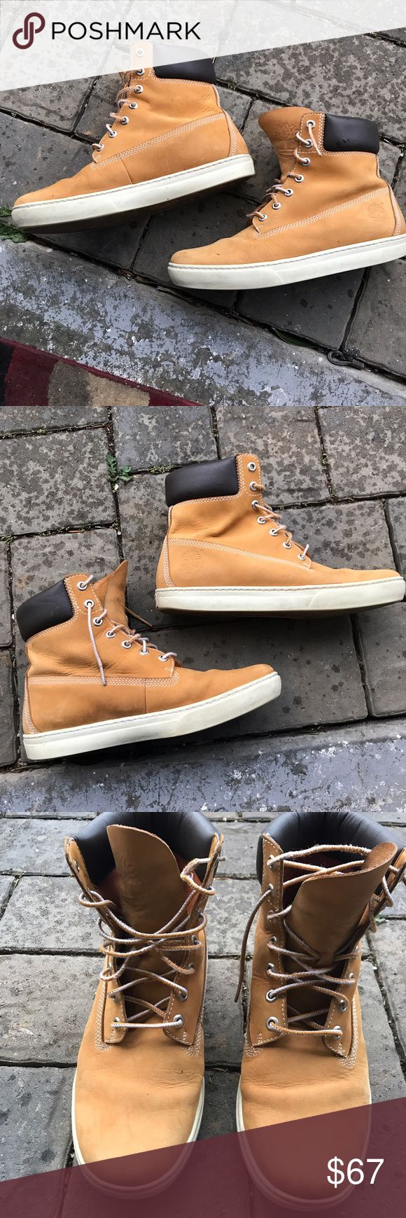 Fair condition Timberland Earthkeepers Fair condition size 10, Timberland Earthkeepers  plenty of life left on these bad boys. Condition 6/10 please feel free to contact me for any questions or additional photos. Timberland Shoes Boots