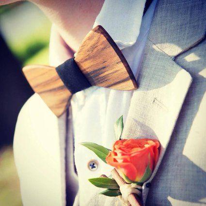 Travailler le bois un noeud papillon à la fois (VIDÉO)