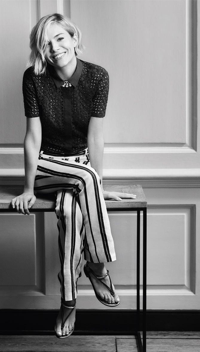 Sienna Miller - Campaign