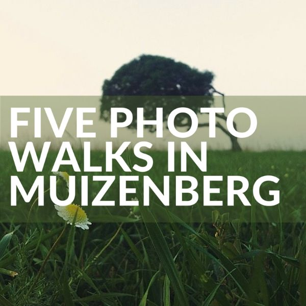 I'm putting together a series on quick photowalks in some of my favourite places in and around Cape Town. First up - Muizenberg. I could also have called this post 'Photo walks in Muizenberg that don't include the beach huts!'