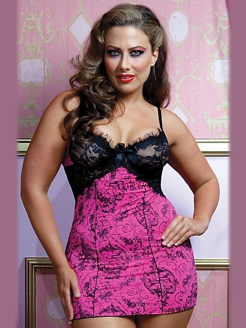 Can plus size women voyeur about