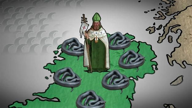 Bet You Didn't Know: St. Patrick's Day Video - History of St. Patrick's Day - HISTORY.com