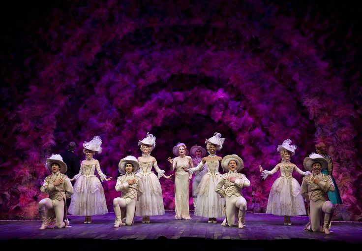 Loveland in the 2011 Broadway and Los Angeles production of Follies, scenic design by Derek McLane, costume design by Gregg Barnes and lighting design by Natasha Katz.