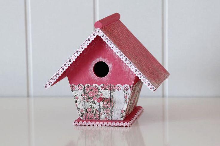 Beautiful bird house
