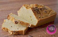 Legfinomabb paleo fehér kenyér és pogácsa (szénhidrátszegény, gluténmentes, laktózmentes fehér kenyér és pogi) ~ Éhezésmentes Karcsúság Szafival