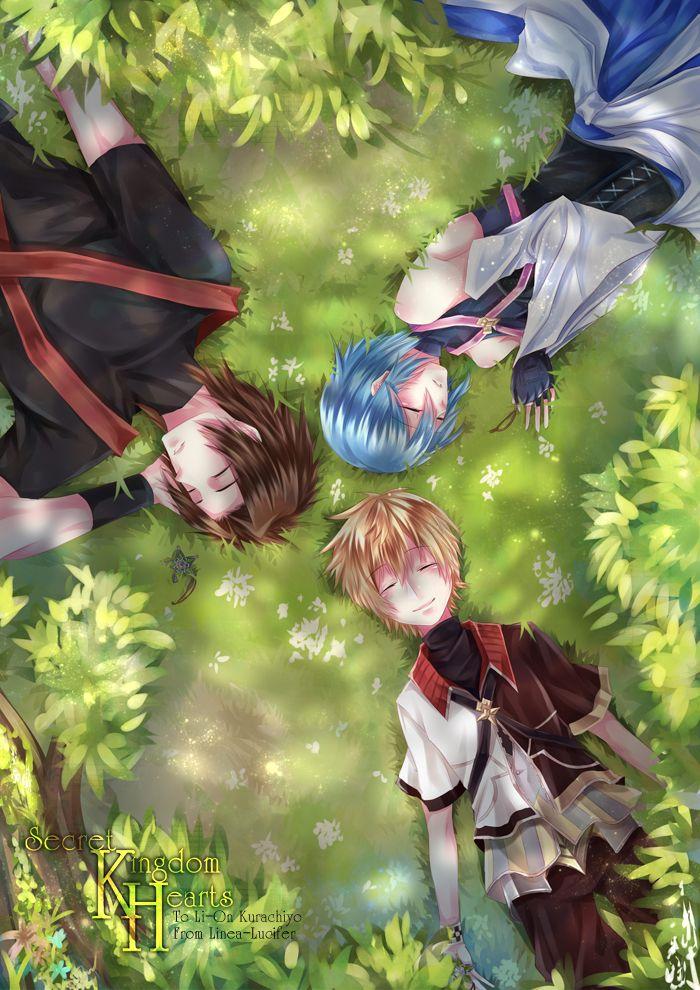 :: Secret Kingdom Hearts :: by Linea-Lucifer.deviantart.com on @deviantART