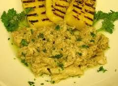 le ricette del girasole: baccala' alla vicentina con polenta