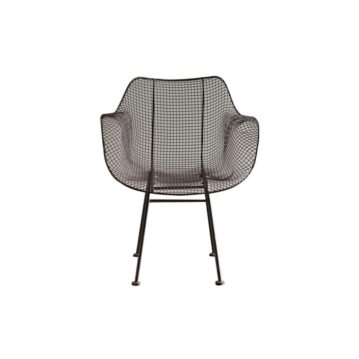 Metal Retro Chair (pair) - Shed the Eclectic Home
