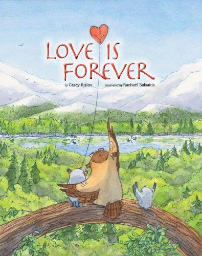 Love Is Forever: A Children's Book That Helps Kids Deal with Losing a Loved One | Brain Pickings