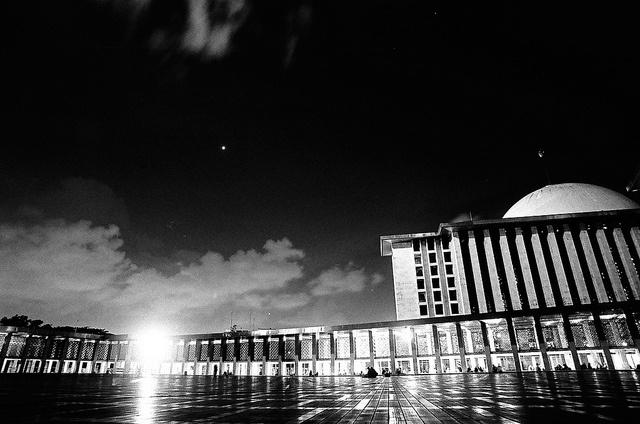 Mesjid Istiqlal, Firdaus Usman
