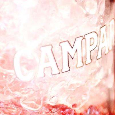 Hielo #micoctelcampari