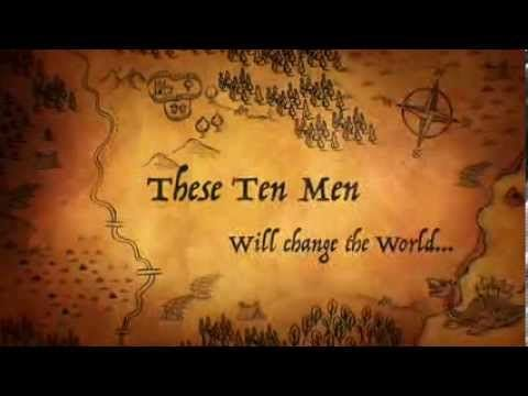 Awesome introduction video for European Explorers: Age Of Discovery