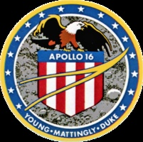 Apollo 16 was the tenth manned mission in the American Apollo space program, the fifth & penultimate to land on the Moon and the first to land in the lunar highlands. The second of the so-called J-missions, the mission was crewed by Commander John Young, Lunar Module Pilot Charles Duke and Command Module Pilot Ken Mattingly. Launched from the Kennedy Space Center in Florida at 12:54 PM EST on April 16, 1972, the mission lasted 11 days, 1 hour, & 51 minutes, & concluded at 2:54 pm EST…