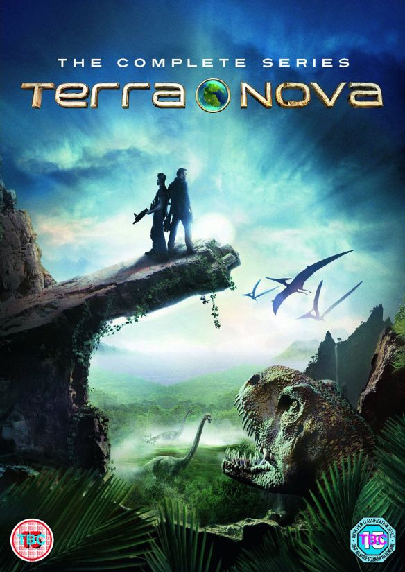 Terra Nova = Awesome show